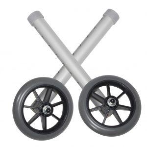 Drive Universal Walker Wheels 5 Inch
