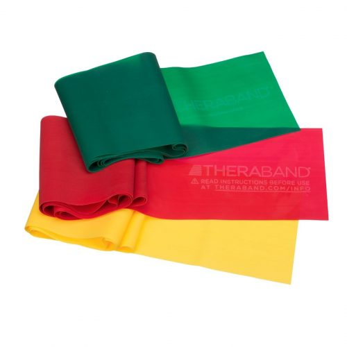 TheraBand Resistance Band Beginner Kit