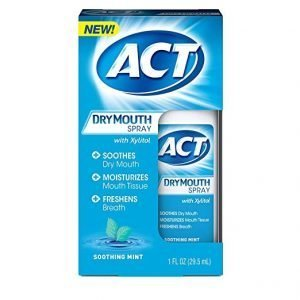 ACT Dry Mouth Spray with Xylitol 1 oz