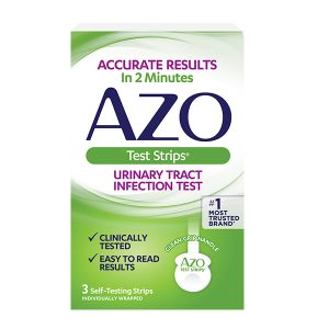 AZO Test Strips (Pack of 3)