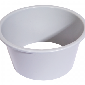 Splash Guard for a Standard Commode