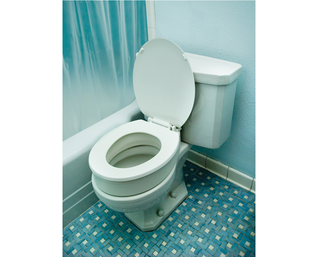 Toilet Seat Riser Riteway Medical