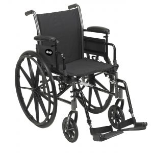 Drive Cruiser III Light Weight Wheelchair