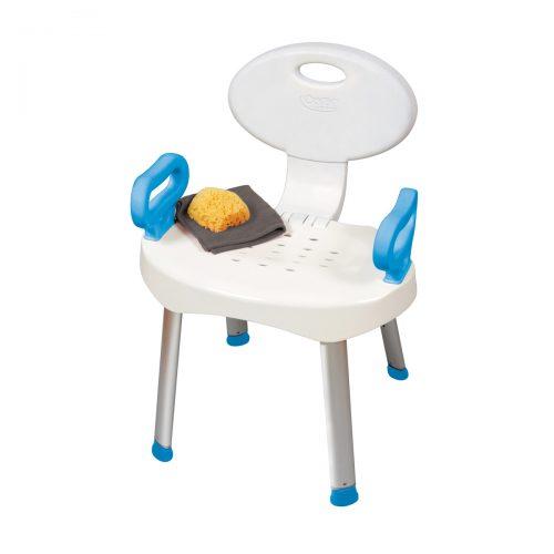 Carex E-Z Bath & Shower Seat with Handles