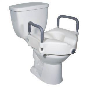 Drive Elevated Raised Toilet Seat