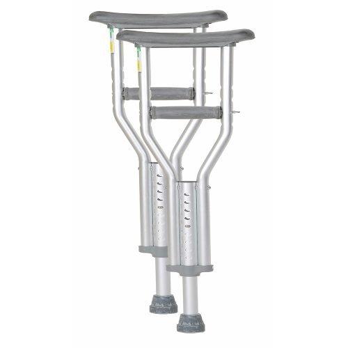 Essential Medical Endurance Aluminum Crutches