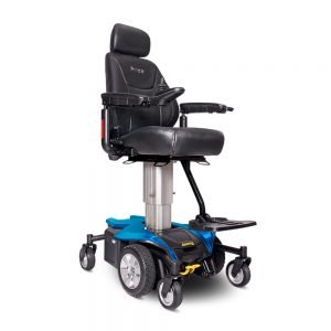 Jazzy Air electric wheelchair
