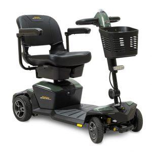 Jazzy Zero Turn 4-Wheel Scooter