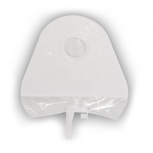 Little Ones Two-Piece Urostomy Pouch