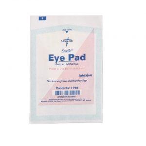 Medline Sterile Eye Pads (Pack of 50)