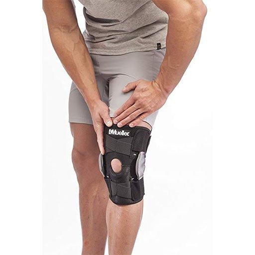 60a41cd4b5 Mueller Adjustable Hinged Knee Brace | RiteWay Medical