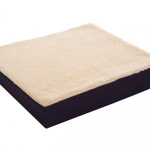 Essential Fleece Covered Wheelchair Cushion