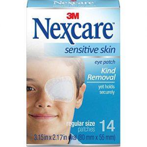 Nexcare Sensitive Skin Eye Patch