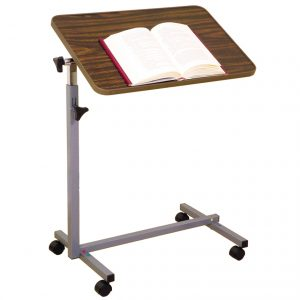 Tilt Top Overbed Table by Essential Medical Supply