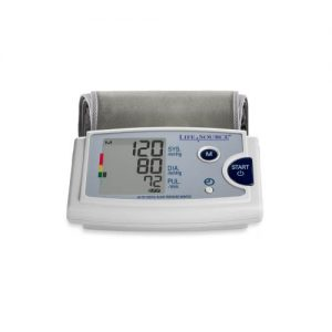 A&D Medical Premium Blood Pressure Monitor with Pre-Formed Cuff