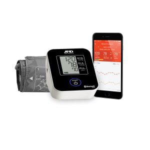 A&D Medical Premium Wireless Blood Pressure Monitor