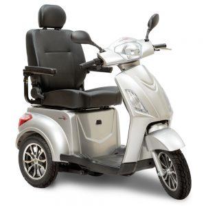 Raptor-3-Wheel-Silver