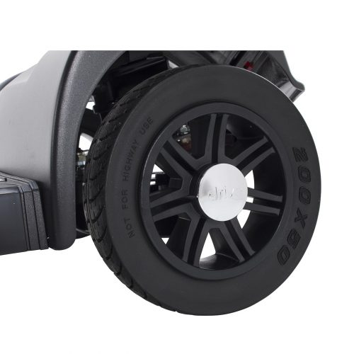 Drive Scout Spitfire 4 Wheel Travel Power Scooter