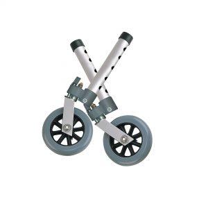 Drive Medical Swivel Lock Walker Wheels