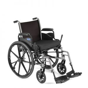 "Invacare Tracer SX5 Wheelchair, Arms 20""x16"""