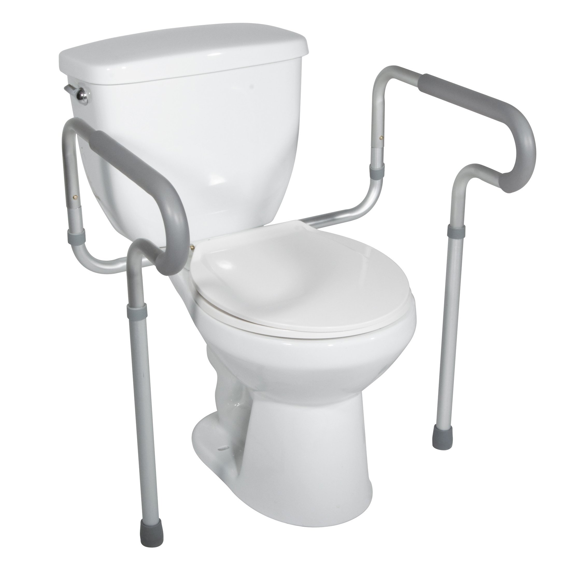 Outstanding Drive Toilet Safety Frame With Padded Arms Pabps2019 Chair Design Images Pabps2019Com