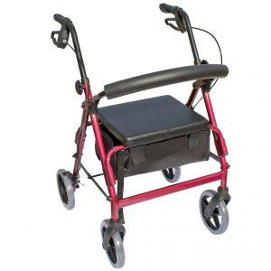 Blazer Aluminium Four Wheel Walker