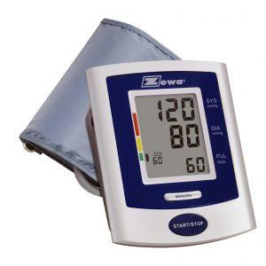 Zewa Deluxe Automatic Blood Pressure Monitor Machine