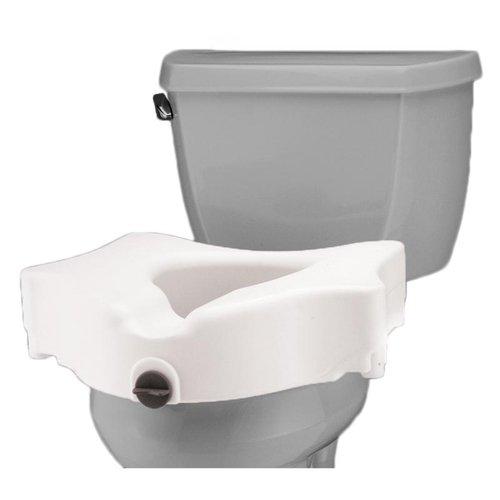 Awe Inspiring Nova Raised Toilet Seat Dailytribune Chair Design For Home Dailytribuneorg