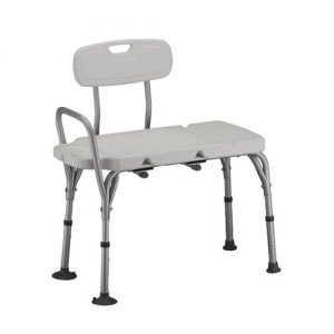Nova Deluxe Transfer Bench with Back