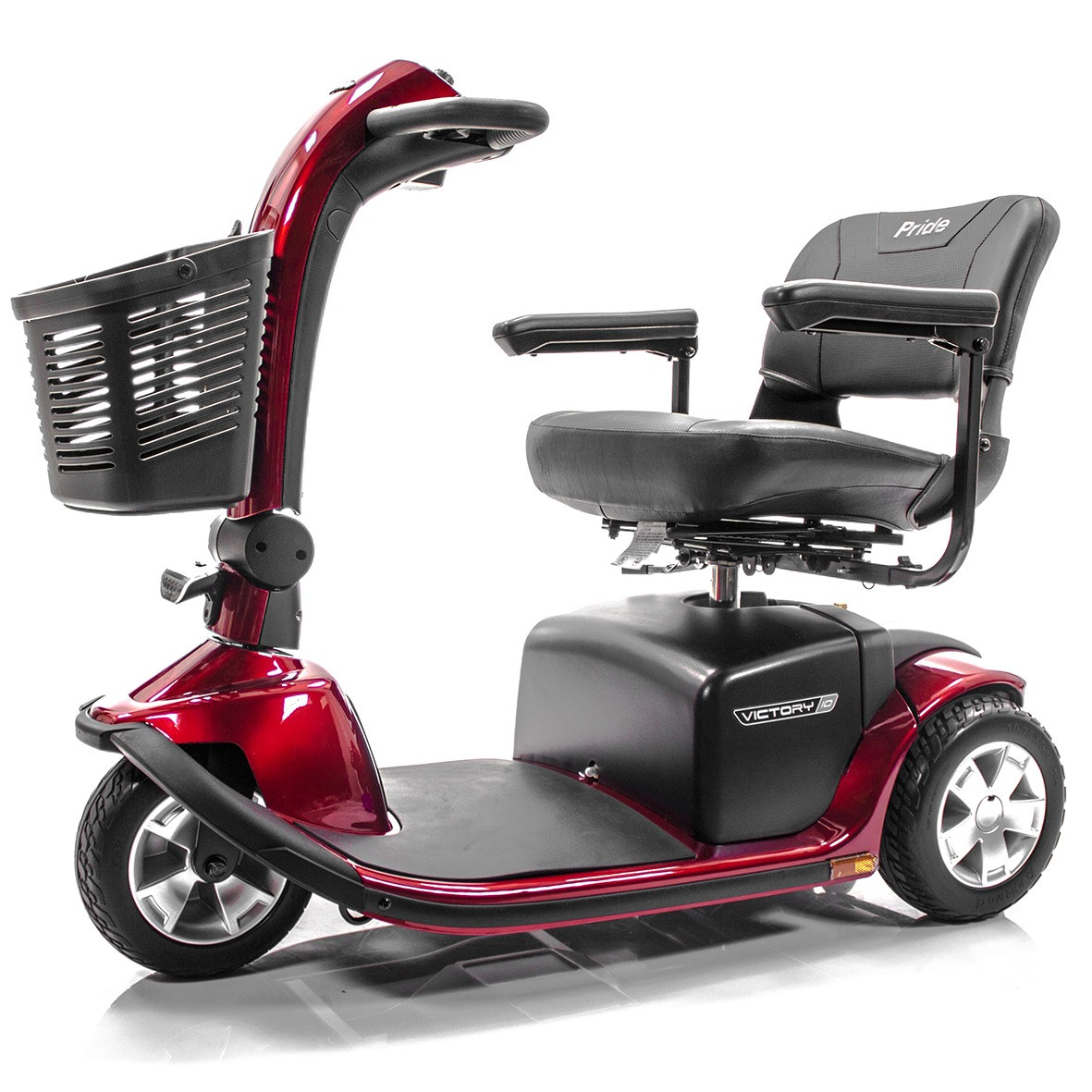 3 Wheel Scooter For Adults >> Buy Online Pride Victory 10 3 Wheel Electric Scooter