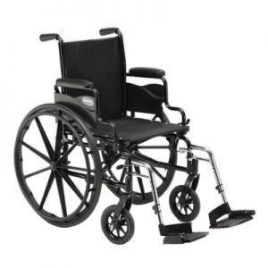 Invacare Wheelchair Model 9000 SL