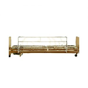 Invacare Chrome Plated Full Length Bed Rails