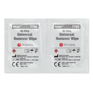 Hollister Adapt Universal Remover Wipes (Pack of 50)