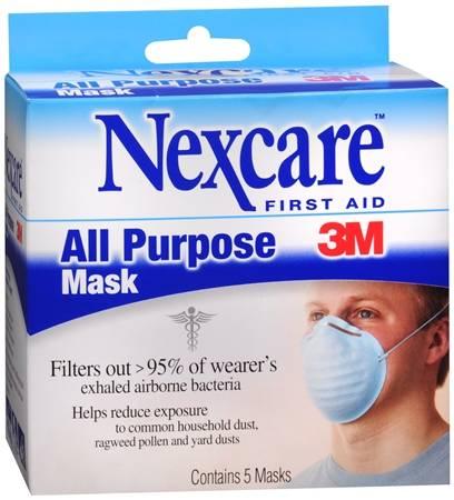 nexcare 3m mask