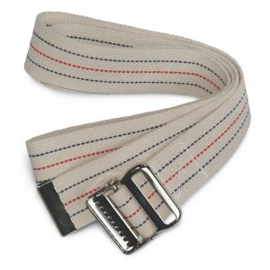 Medline Washable Cotton Material Gait Belts