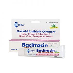 Bacitracin Zinc Ointment 1 oz Tube