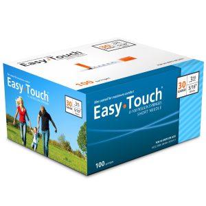 EasyTouch Insulin Syringes 30g, .3cc
