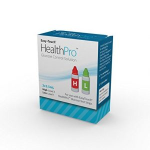 EasyTouch HealthPro Glucose Control Solution