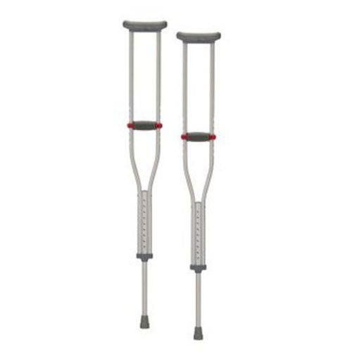Nova Aluminum Quick Adjustable Crutch