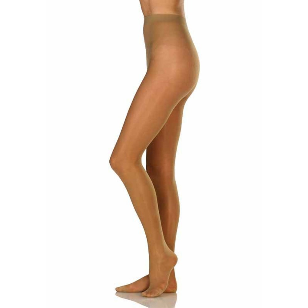 5019654c1 Jobst UltraSheer Pantyhose Stocking bronze color · Jobst Opaque Compression  Stocking 20-30 mmHg Knee High Closed Toe