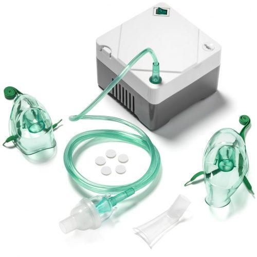 3B Qube Nebulizer Compressor