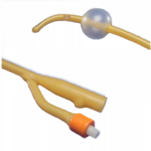 Covidien foley catheters 16 fr. 5cc coude tip