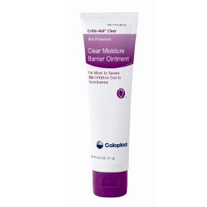 Coloplast Moisture Barrier Ointment Critic-Aid Clear
