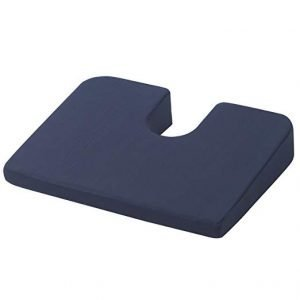 Drive Medical Compressed Coccyx Cushion Blue