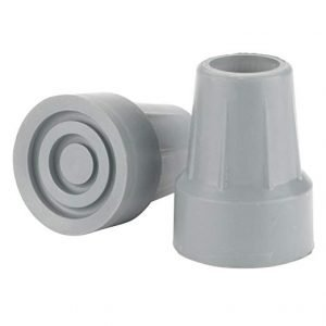 Drive Medical Crutch Tips (7/8 Inch crutch diameter)