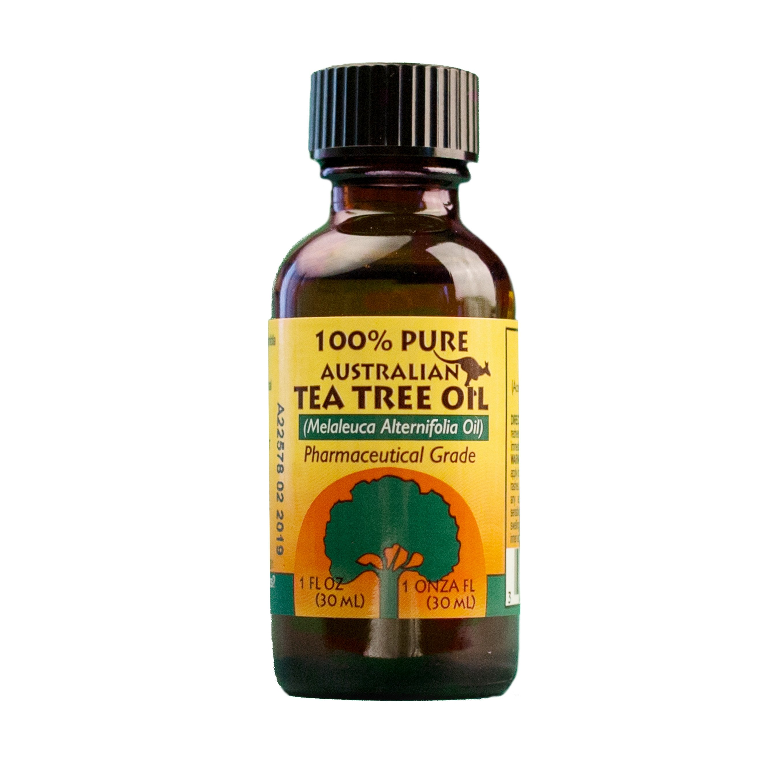Humco 100% Pure Australian Tea Tree Oil, 1 oz