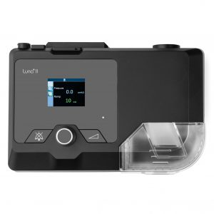 LUNA II QX CPAP Machine With Heated Humidifier by 3B Medical