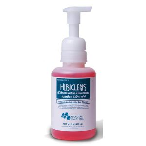 Molnlycke Hibiclens Liquid Antiseptic Pump