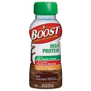 Nestle Boost High Protein 8 oz Chocolate Drink