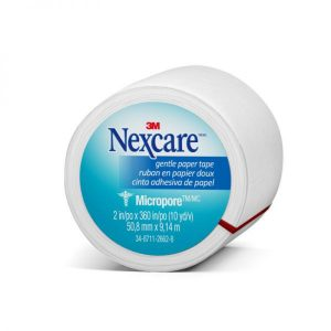 Nexcare Micropore Paper Tape (Pack of 6)